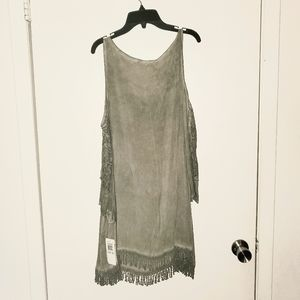 Democracy Dresses - Democracy Cold Shoulder Dress/Tunic 1X